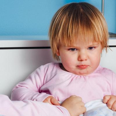 Ką daryti, jei vaikas kandžiojasi?